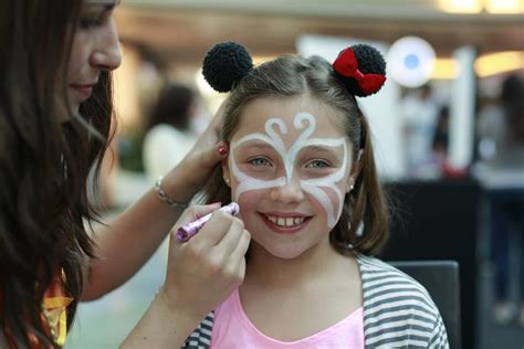 painting child children s painting ideas make up designs