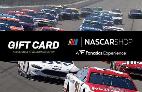 Xfinity 400 Gift Card - nascar acceleration nation app and website