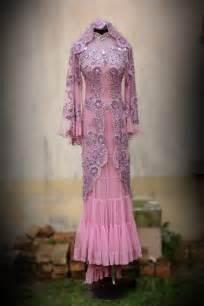 Dress baju kebaya elegant muslimah wedding muslimah akkad nikah dress