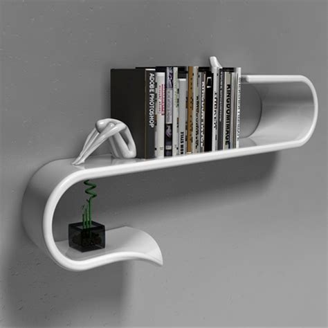 etagere design 201 tag 232 re design moderne waveshelf viadurini design made in