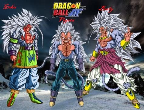 Draw In 3d Online goku vegeta and broly ssj5 picture by shonny242