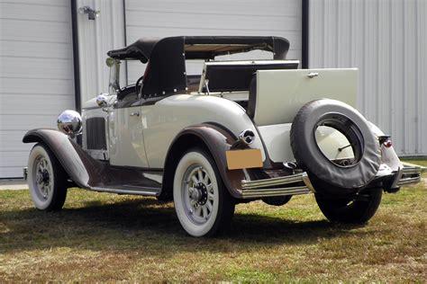 chrysler roadster 1929 chrysler series 75 roadster 188478