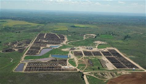 manufactured landscapes: the feedlots of the usa