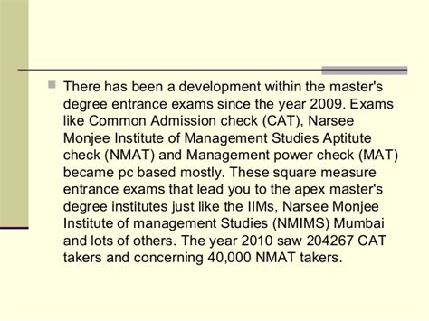 Mba From Narsee Monjee Institute Of Management Studies by Top Mba Colleges In Mumbai Shiksharambh