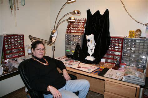 Jewelry Making Jobs - genetic creativity belfair bead artist s talents have deep roots
