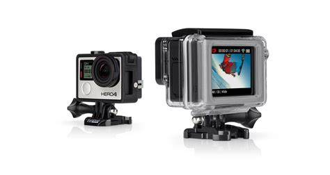 gopro as comment filmer avec une gopro
