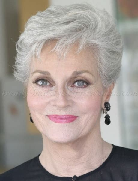 haircuts for gray hair over 60 over 60 hairstyles for women