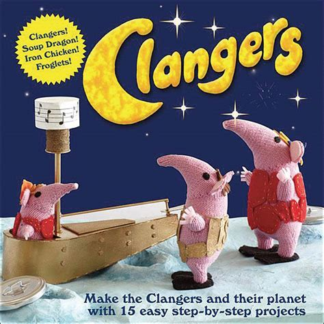 the clangers knitting pattern clangers from knitpicks knitting by firmin