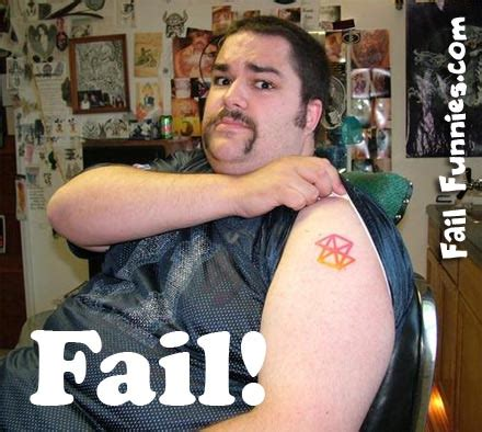 Tattoo Fail Show | tiny tattoo fail the pwn zone