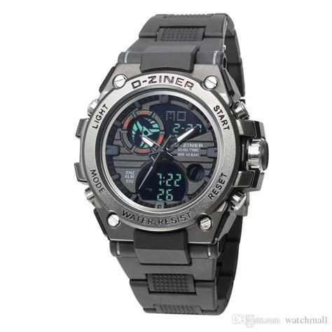 D Ziner New Sport luxury brand d ziner watches s sports quartz