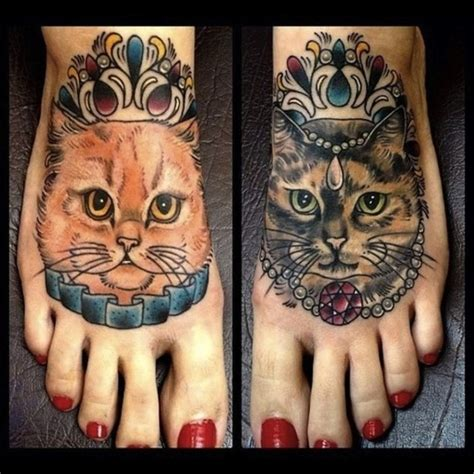 cat tattoo buzzfeed tattoos a pondering mind