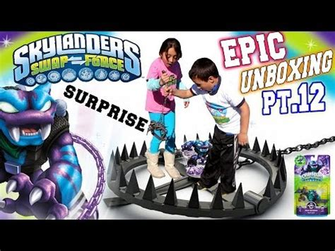 Kaos Grizzly 7 trap shadow epic unboxing pt 12 traps