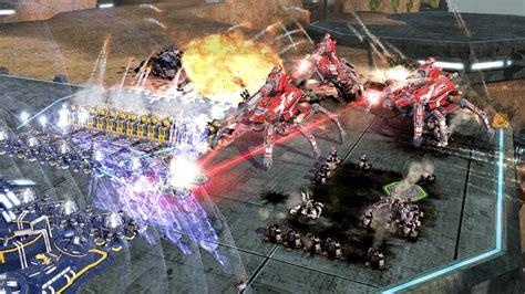 supreme commander 3 supreme commander 2 infinite war battle pack