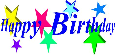 happy birthday clipart big image png