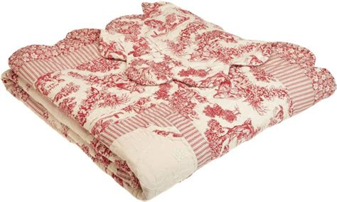 Ideas For Toile Quilt Design Toile Quilt Fabric Pattern Combination Ideas Quilting Pinterest Quilt Toile And