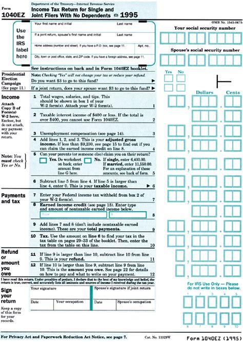 1040 Printable Form 2013