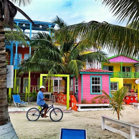 2017 Popular Paint Colors by Guide To Caye Caulker Belize Adventure Trusted Local
