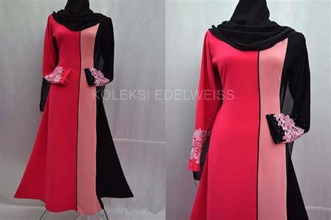 baju kurung moden untuk tunang koleksi baju jubah lace baju kurung moden lace untuk