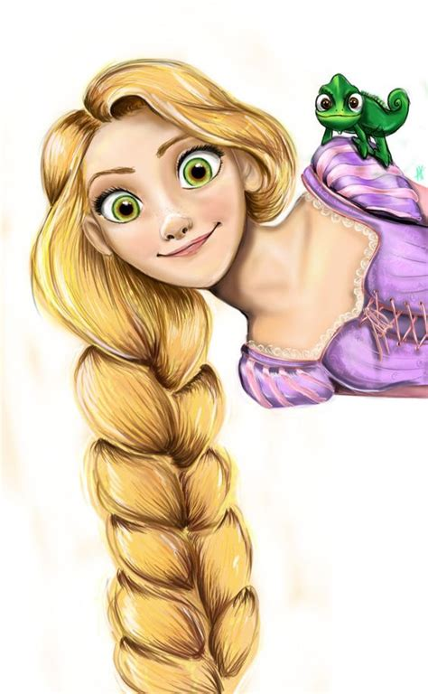 disney princess rapunzel cartoon drawings rapunzel deviantart and rapunzel drawing on pinterest