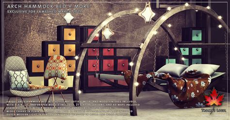 hammock beds for bedrooms arch hammock bed more for fameshed march trompe loeil