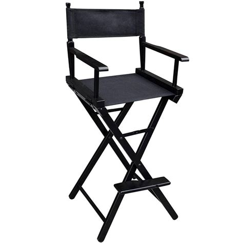 black directors chair black director s chair for rent in nyc partyrentals us