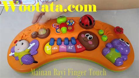 Jual Bayi 6 12 Bulan jual mainan finger touch untuk bayi 6 bulan mainan anak