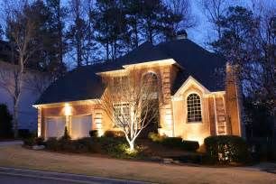 Outdoor House Lighting Ideas Landscape Lighting Cut Above The Rest