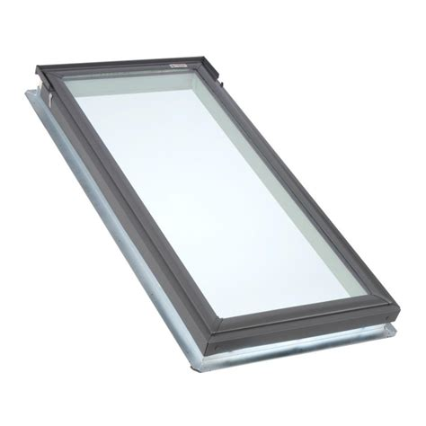 Door Skylights by Fixed Skylights Craftwood Products For Builders And