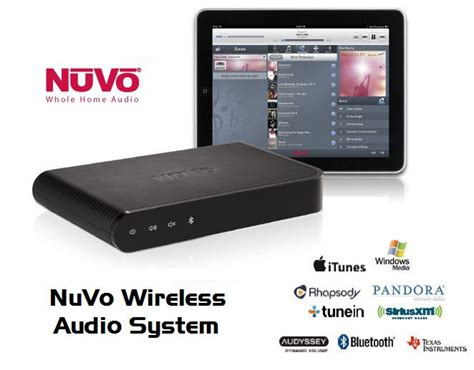 nuvo whole home audio system review