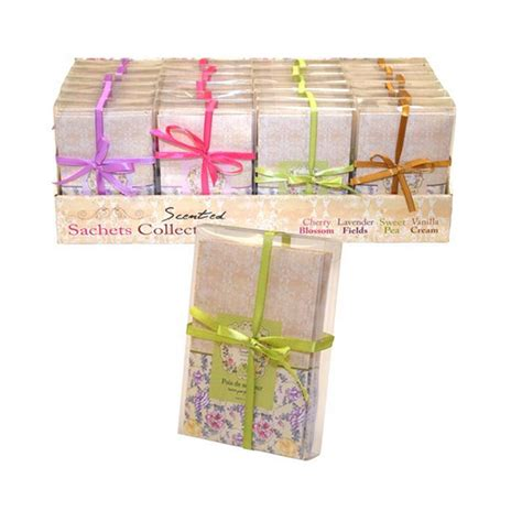12 scented fragrance home wardrobe drawer car perfume