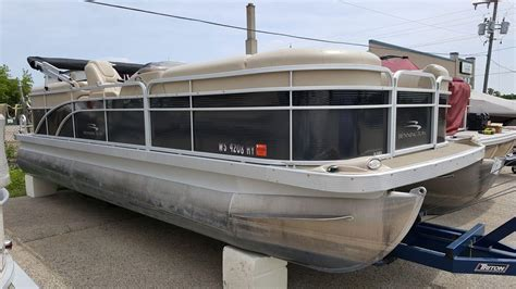 hawkeye rv boat sales used bennington pontoon boats for sale page 5 of 11
