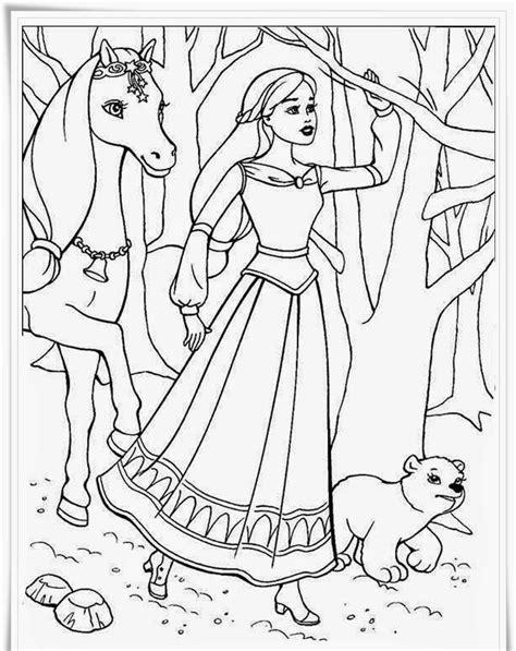 Gambar Dan Sho Kuda 20 mewarnai gambar untuk anak anak