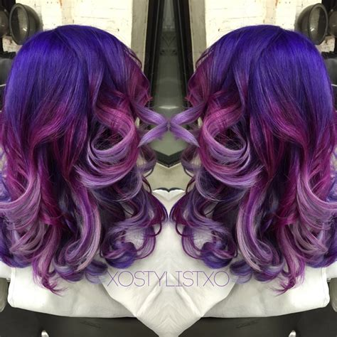 lavander hair formulas formula purple to lavender color melt career modern salon