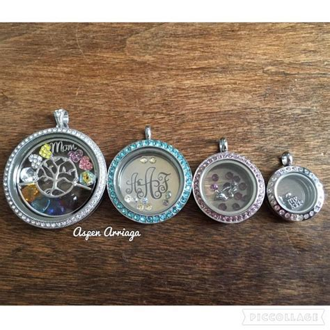 Size Of Origami Owl Lockets - 420 best images about origami owl on