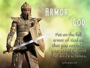 apostolic revelation armor of god