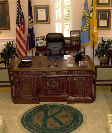 Mayors Office by Our Reproduction Of The President S Resolute Desk Inthe
