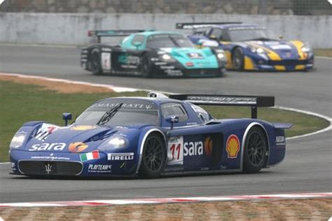 maserati mc12 race car maserati mc12 racing fia gt in 2 motorsports