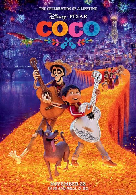 coco synopsis coco on dvd movie synopsis and info