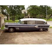 1958 Cadillac Superior Hearse And Ambulance