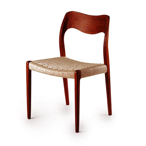 Moller Dining Chairs Niels Moller Model 71 Furniture 20th Century Design 20thcdesign