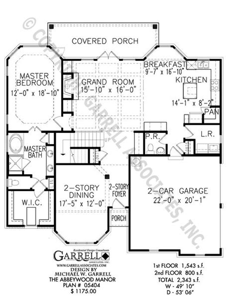 french manor house plans abbeywood manor house plan 05404 french country style