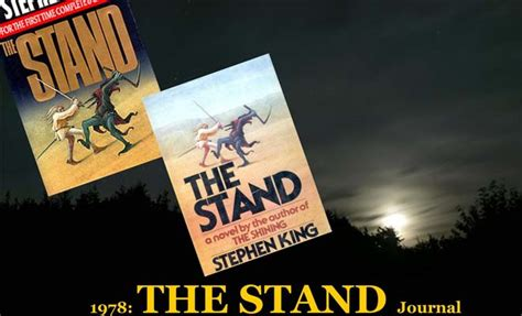 ten stand books you must not come lightly to the blank p by stephen king
