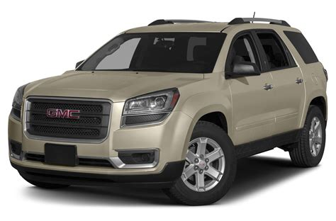 2015 gmc acadia price photos reviews features