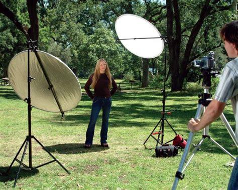 Outdoor Light Reflector S Media Factory