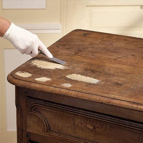 Comment Reboucher Des Trous comment reboucher des trous et fissures sur un meuble en