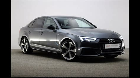 audi reading uk rf17hxv audi a4 saloon special editions tdi s line black