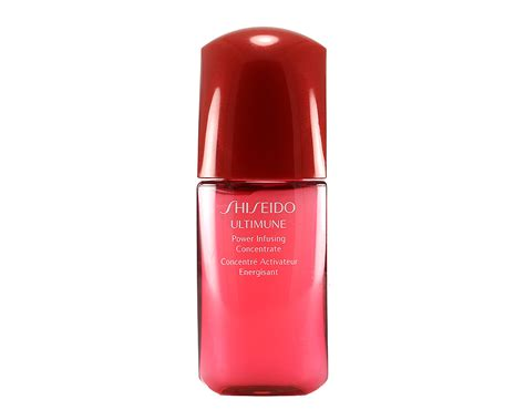 Shiseido Ultimune makeup minis vol 7 shiseido ultimune powder infusing concentrate chanel le volume mascara and