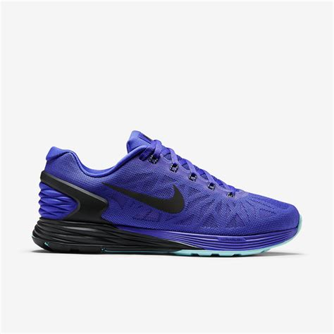 nike womens shoes running nike womens lunarglide 6 running shoes violet