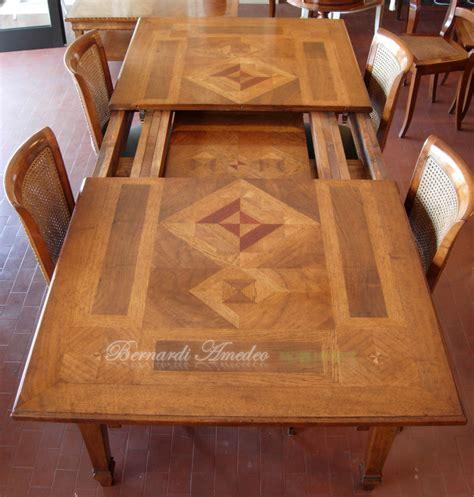 mobili bernardi amedeo il tavolo allungabile di bernardi amedeo mobili tavoli