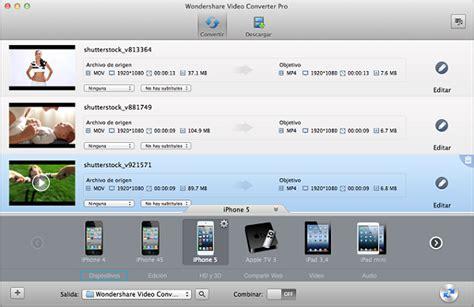 format video apple c 243 mo convertir mov a formatos de archivo compatibles con ipad